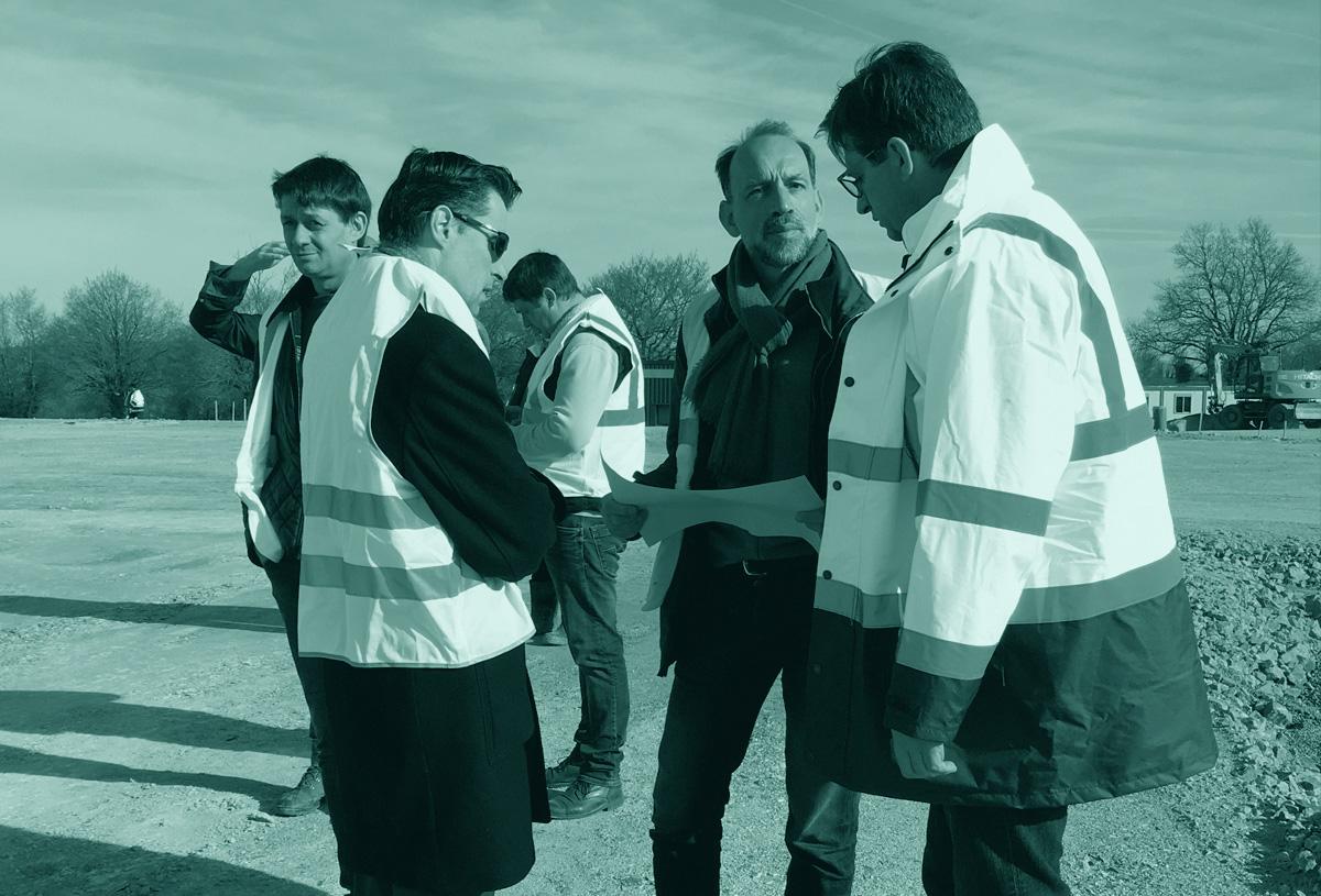 Terra Energies - Une unité de méthanisation agricole à Combrand (79)