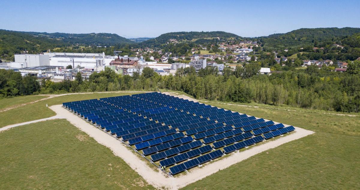 Portefeuille de 5 centrales solaires thermiques représentant 28 MWth